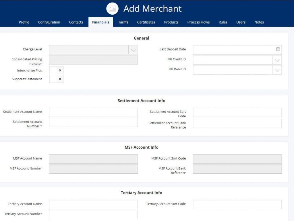 New Merchant Acquiring Profitability Drivers